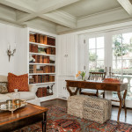 Pam Kelley Design - Libraries/Work Spaces