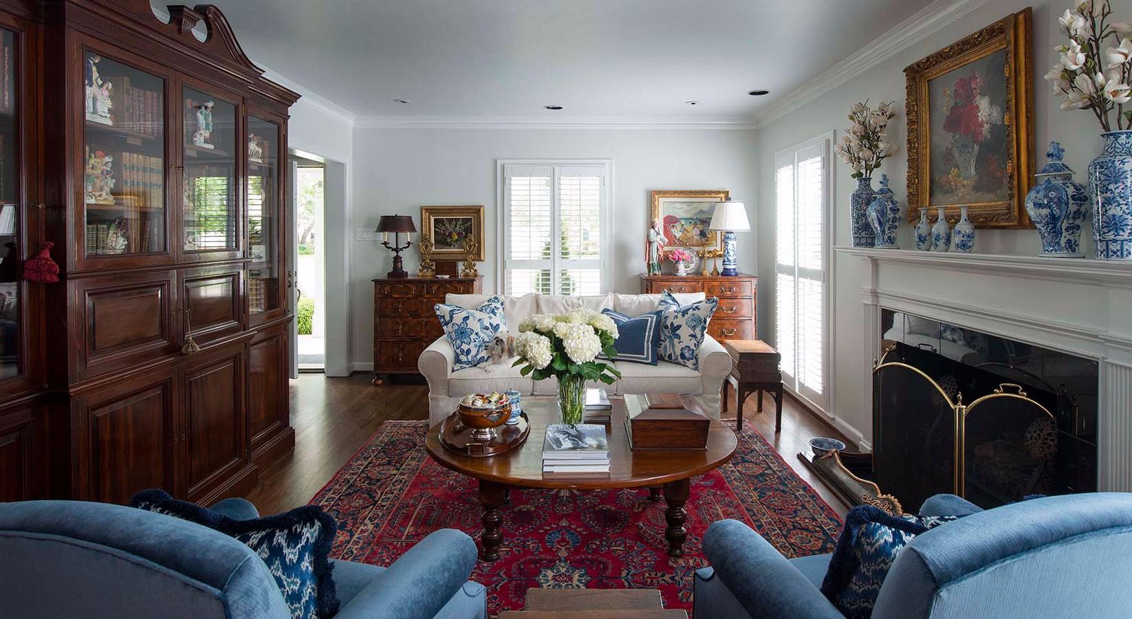Pam Kelley Design - Living Spaces
