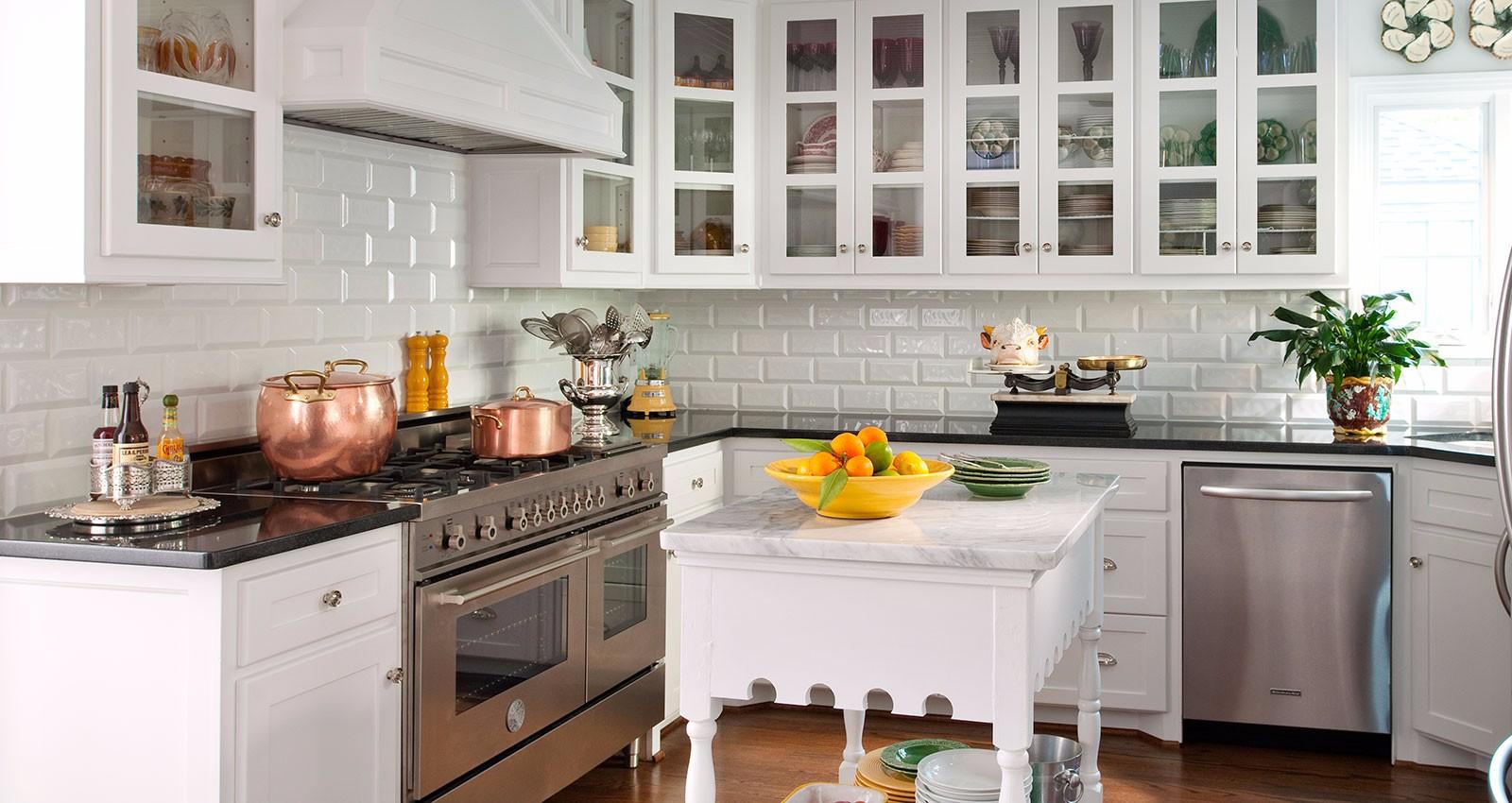 Pam Kelley Design - Kitchens