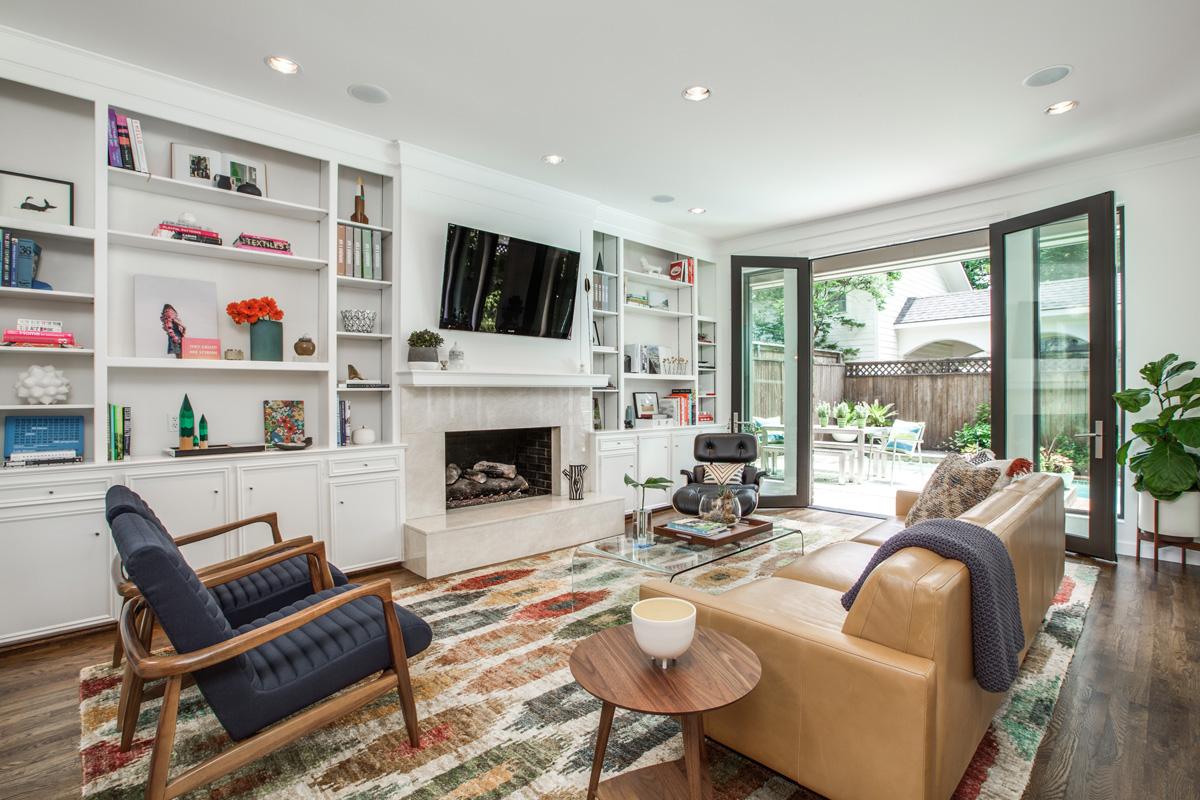 Pam Kelley - Living Spaces