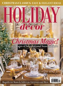 Holiday Decor Winter 2016